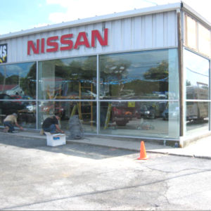 Commercial Glass Orange County NY