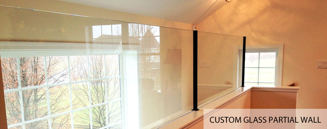 custom glass wall ny